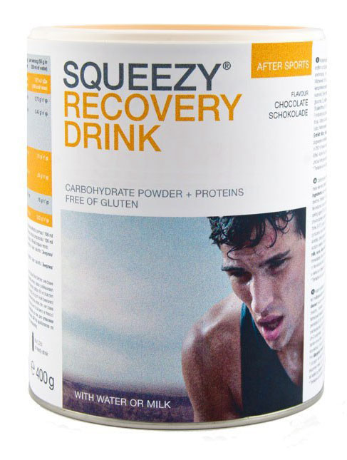 Squeezy Recovery Drink