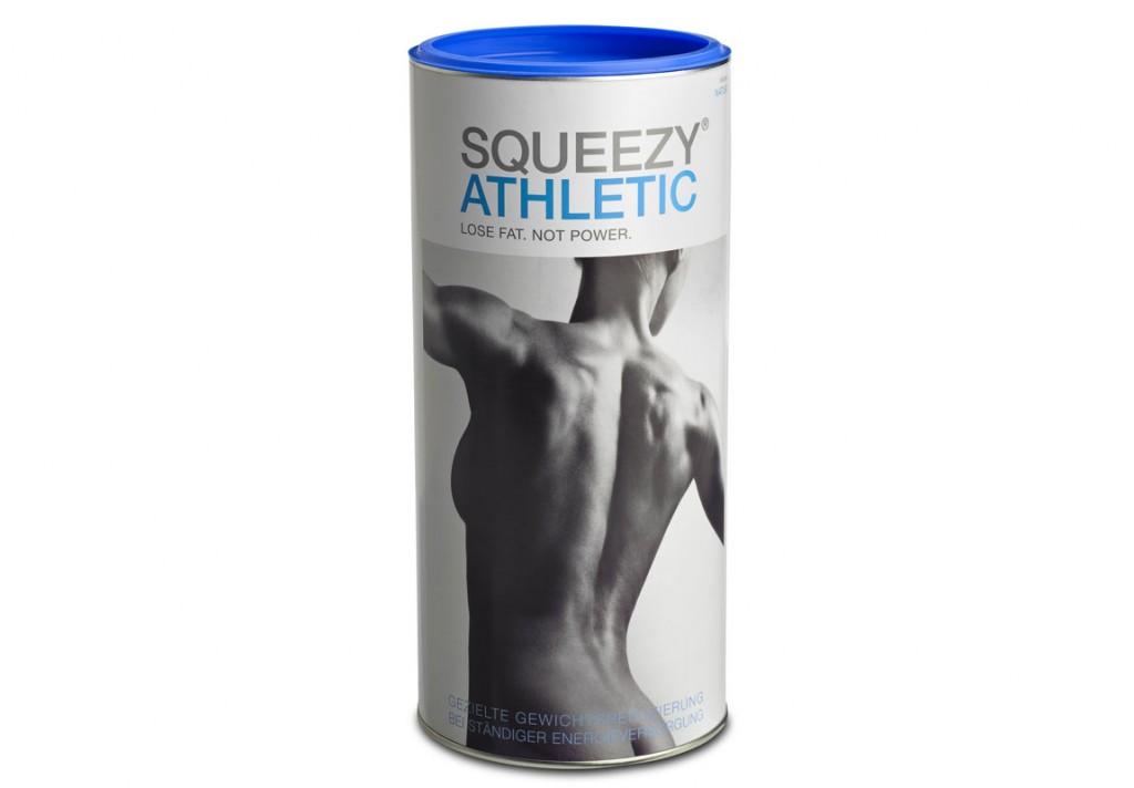 Squeezy Athletic 3-dagers diett