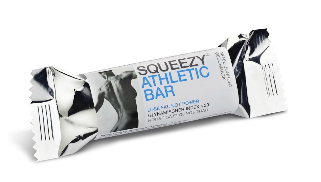 Squeezy Athletic bar