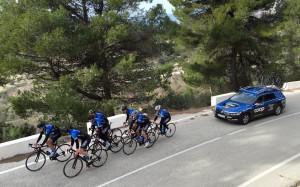 Coop-ØsterHus, trening i Spania