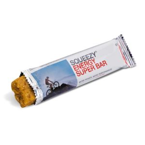 Squeezy super energy bar koffein
