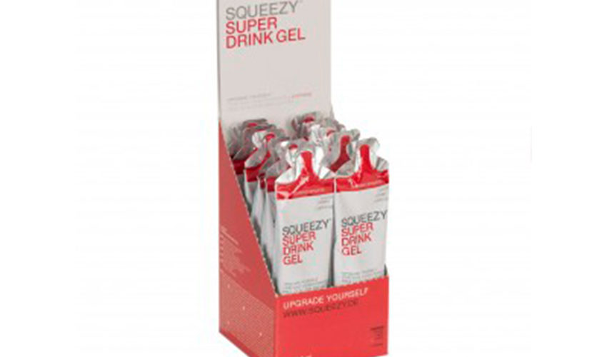 Squeezy superdrink gel
