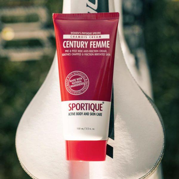 Sportique femme century riding cream