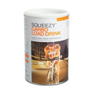 Squeezy carboload drink