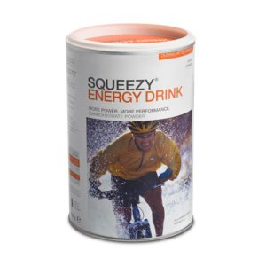 Squeezy energi drikke