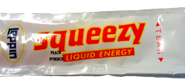 SQUEEZY - 30 år med gel
