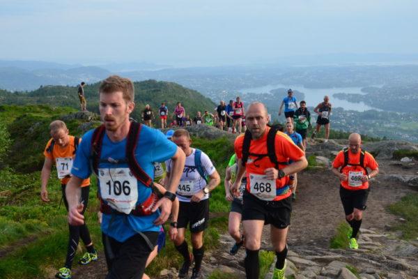 Bergen Fjell Maraton - 21 km i de bergenske fjell